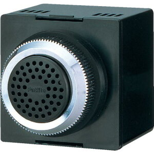 パトライト BM型 超小型電子音報知器 Φ30 電子ブザー2音 BM-220D ( BM220D ) (株)パトライト