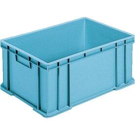 【スーパーSALE対象商品】サンコー ボックス型コンテナー サンボックス#56A ブルー SK-56A-BL ( SK56ABL ) 三甲(株)