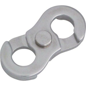 水本 ステンレス チェーンジョイント 穴径6.5mm 長さ29mm B-280 ( B280 ) (株)水本機械製作所