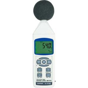 カスタム デジタル騒音計 SL-1373SD ( SL1373SD ) (株)カスタム