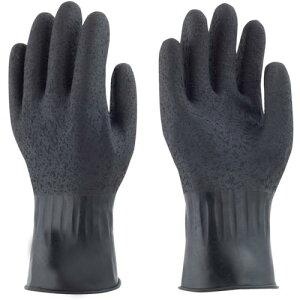 トワロン 天然ゴム手袋 黒潮 L 211-L ( 211L ) (株)東和コーポレーション
