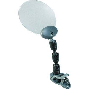 光 LEDライト付きルーペ クリップ HE-07 ( HE07 ) (株)光