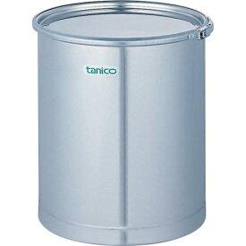 タニコー ステンレスドラム缶 TC-S50DR4-BA ( TCS50DR4BA ) タニコー(株)