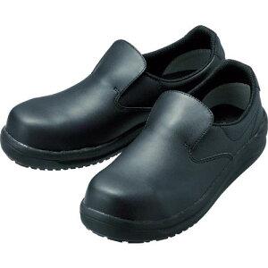 ミドリ安全 ワイド樹脂先芯入り超耐滑軽量作業靴 ハイグリップ 22.0CM NHS600-BK-22.0 ( NHS600BK22.0 ) ミドリ安全(株)