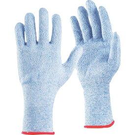 サミテック 耐切創手袋 サミテックX6 L ブルー 4477 ( 4477 ) (株)ダンロップホームプロダクツ