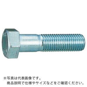 TRUSCO 六角ボルトユニクロ−ム半ネジ サイズM20X70 2本入 B22-2070 ( B222070 ) トラスコ中山(株)