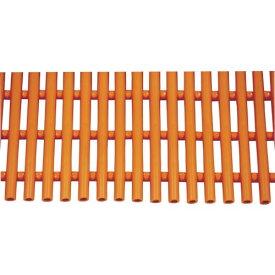 ミヅシマ セーフティマット ソフト オレンジ 4390202 ( 4390202 ) ミヅシマ工業(株)