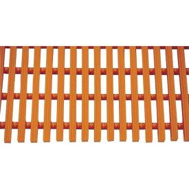 ミヅシマ セーフティマット ハード オレンジ 4390212 ( 4390212 ) ミヅシマ工業(株)