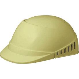 ミドリ安全 軽作業帽 通気孔付 SCL−100A イエロー SCL-100A-Y ( SCL100AY ) ミドリ安全(株)