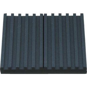 TRUSCO 防振パット 耐熱・耐油性 10X150X150 OHS-10-150CR ( OHS10150CR ) トラスコ中山(株)