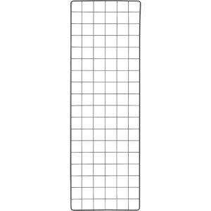 トラスコ(TRUSCO) 棚用ディスプレイネット 金具付300X900 黒 TN-3009 ( TN3009 ) トラスコ中山(株)