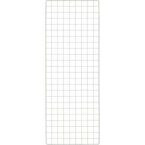 トラスコ(TRUSCO) 棚用ディスプレイネット 金具付 450X1200 ネオグレー TN-4512 ( TN4512 ) トラスコ中山(株)