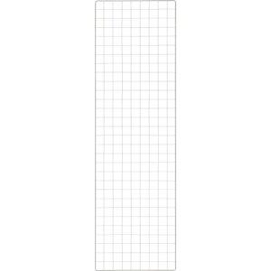 トラスコ(TRUSCO) 棚用ディスプレイネット 金具付 450X1500 ネオグレー TN-4515 ( TN4515 ) トラスコ中山(株)