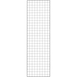 トラスコ(TRUSCO) 棚用ディスプレイネット 金具付 450X1500 黒 TN-4515 ( TN4515 ) トラスコ中山(株)