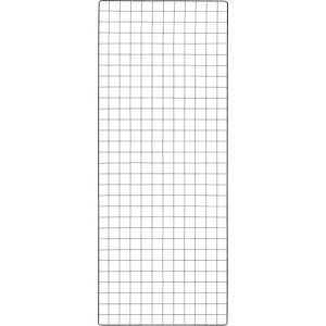 トラスコ(TRUSCO) 棚用ディスプレイネット 金具付 600X1500 黒 TN-6015 ( TN6015 ) トラスコ中山(株)