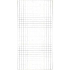 トラスコ(TRUSCO) 棚用ディスプレイネット 金具付 900X1800 ネオグレー TN-9018 ( TN9018 ) トラスコ中山(株)