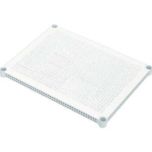 IRIS 530743 メタルラックパンチング棚板 61cm ホワイト MR-61TP-WH ( MR61TPWH ) アイリスオーヤマ(株)