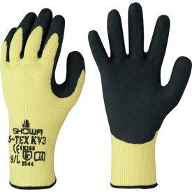 ショーワ 耐切創手袋 ハガネコイル S−TEX KV3 Lサイズ S-TEX KV3-L ( STEXKV3L ) ショーワグローブ(株)
