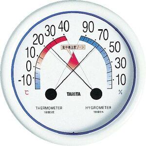 TANITA 食中毒注意ゾーン付温湿度計  ( 5488 ) (株)タニタ