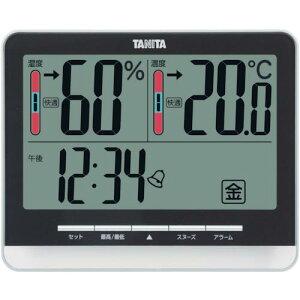 TANITA デジタル温湿度計 TT‐538‐BK TT-538-BK ( TT538BK ) (株)タニタ