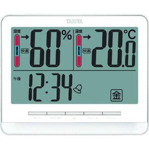 TANITA デジタル温湿度計 TT‐538‐WH TT-538-WH ( TT538WH ) (株)タニタ