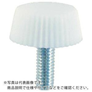 TRUSCO 化粧ビス NO.1 白 M4X16 25個入 B46-0416 ( B460416 ) トラスコ中山(株)