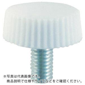 TRUSCO 化粧ビス NO.3 白 M6X10 10個入 B53-0610 ( B530610 ) トラスコ中山(株)