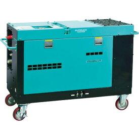 スーパー工業 ディーゼルエンジン式 高圧洗浄機 防音型 SEL-1450SSN3 ( SEL1450SSN3 ) スーパー工業(株)