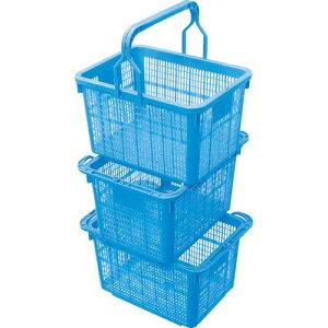 DIC 角型採集カゴ KSKG-B ( KSKGB ) DICプラスチック(株) 容器資材営業部