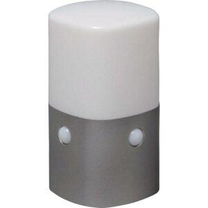 IRIS 乾電池式LEDセンサーライト スタンドタイプ 角型 白色 OSL-MN2K-WS ( OSLMN2KWS ) アイリスオーヤマ(株) LED事業本部