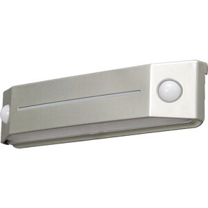 IRIS 乾電池式LEDセンサーライト フットタイプ 電球色 BOS-FL2-WS ( BOSFL2WS ) アイリスオーヤマ(株) LED事業本部