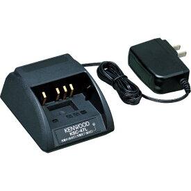 ケンウッド 急速充電器(TPZ−D553同梱品) KSC-47L ( KSC47L ) (株)JVCケンウッド