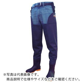 TRUSCO PVC軽作業用ヒップウェーダー 27.0cm THLW-270 ( THLW270 ) トラスコ中山(株)