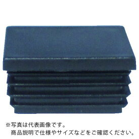 【楽天スーパーSALE対象商品】アルインコ 樹脂キャップ 角パイプ25用 ブラック  (4個入) AC309K4 ( AC309K4 ) アルインコ(株)住宅機器事業部