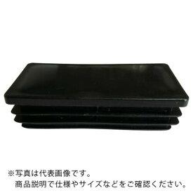 【楽天スーパーSALE対象商品】アルインコ 樹脂キャップ 平角パイプ50X30用 ブラック  (4個入) AC323K4 ( AC323K4 ) アルインコ(株)住宅機器事業部