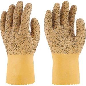 トワロン 天然ゴム手袋 トワロングリップ S 141-S ( 141S ) (株)東和コーポレーション