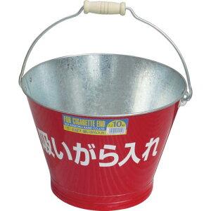 ヒシエス トタン吸殻バケツ TSBK ( TSBK ) 土井金属化成(株)