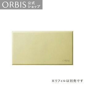 オルビス カシミアフィットファンデーション ケース ゴールド パウダー ファンデーション カシミヤ ORBIS 公式
