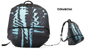 コートエシエル(Cote&Ciel) Yassin Lahmarコラボ ムーズリュックサック/Meuse Ripple Backpack/コートアンドシエル/15インチPCバックパック【あす楽対応_関東】
