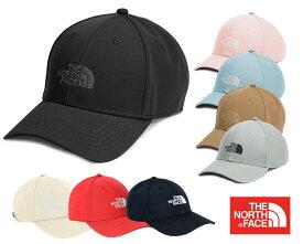 【2021年入荷モデル】THE NORTH FACE ザ・ノースフェイス キャップ 帽子 CAP メンズ レディース ロゴ刺繍 RECYCLED 66 CLASSIC HAT NF0A4VSV【あす楽対応_関東】