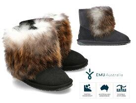 【2020-21年秋冬モデル】EMU(エミュー)ファー付き撥水ムートンブーツ/Stinger Mini Lava スティンガーミニラヴァ シープスキンブーツ/W12308【あす楽対応_関東】