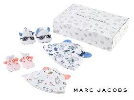 リトルマークジェイコブス(Little Marc Jacobs)ベビー用帽子&靴下ギフトセット/ボックス付き/男児用&女児用/新生児〜6か月【あす楽対応_関東】