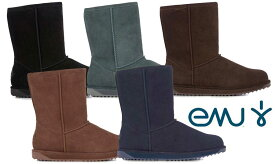 EMU(エミュー)完全防水ムートンブーツ/Paterson Lo Boots/雨、雪にも対応できるシープスキンレインブーツ/パターソンロー【あす楽対応_関東】