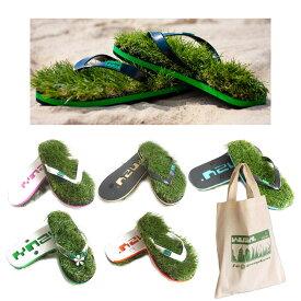 草サンダル/Kusa Flip Flops/芝生ビーチサンダル