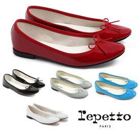 Repetto(レペット) サンドリオン バレエシューズ Cendrillon パテントレザー エナメルパンプス フラットシューズ 革靴【あす楽対応_関東】