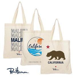 ロンハーマン(Ron Herman)トートバッグ エコバッグ/California Bear【あす楽対応_関東】