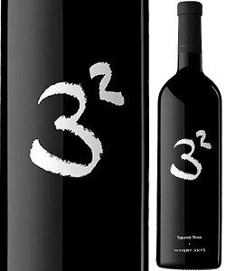 スクアード・スリー [2016] ワイナリーアーツ 750ml [スペイン産赤ワイン/ミディアムボディ/リベラ・デル・ケイレス/ガルナッチャ/メルロー/周年記念/3/ビンタエ/vintae/winaryarts]