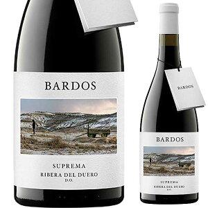 バルドス・スプレーマ[2013] ボデガス・バルドス 750ml (赤ワイン)【フルボディ】Bardos Suprema ティンタ・デル・パイス