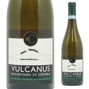ヴルカヌス・ホワイト [2018] エンコミエンダ・デ・セルベラ 750ml [スペイン/白ワイン/辛口/ソーヴィニヨン・ブラン]
