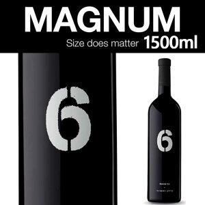リバース・シックス マグナム [2008] ワイナリーアーツ 1500ml [スペイン産赤ワイン/フルボディ/リベラ・デル・ケイレス/6周年/御祝/winaryarts/vintae/ビンタエ/テンプラニーリョ/メルロー]